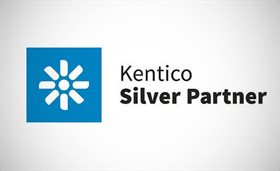 Optima is proud to be a Silver Partner with Kentico