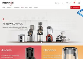 Kuvings.my wins 2018 MWA September's Site of the Month Award
