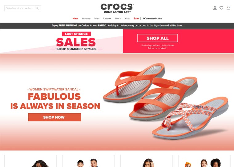 b82a49d956d11e A stylish online store with responsive layout to cater to all desktop